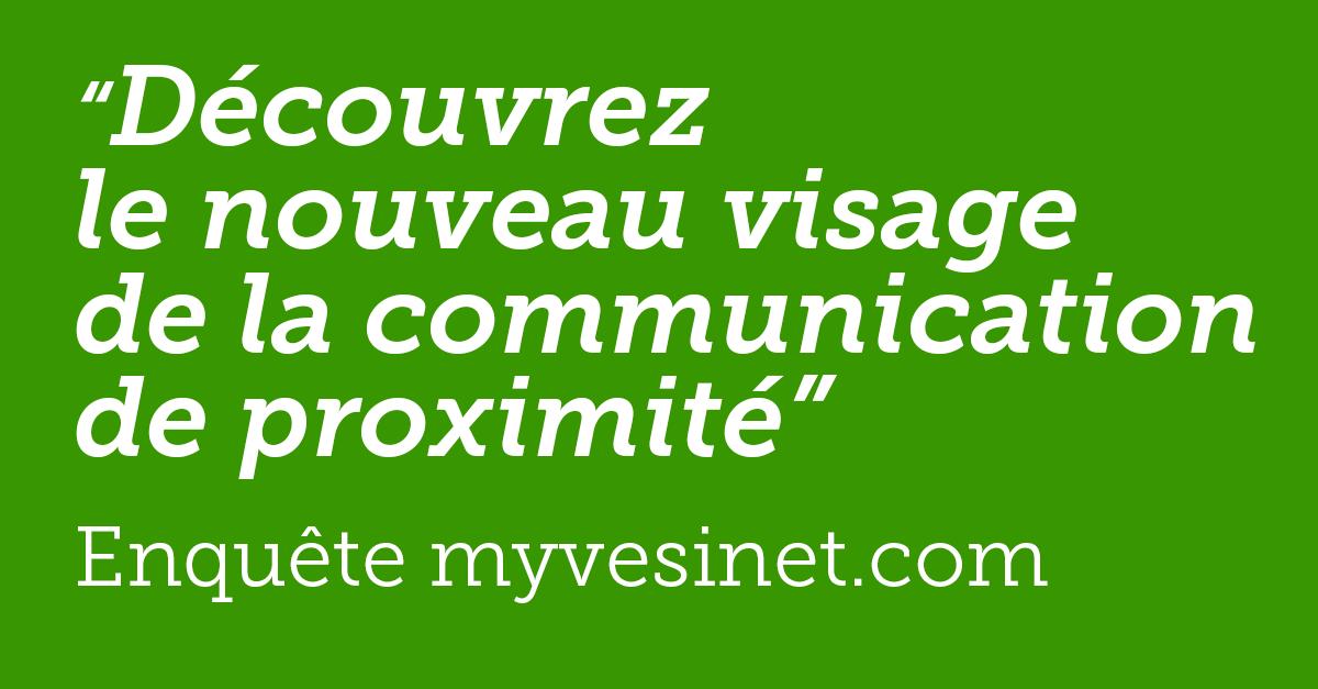 Enquête en ligne myvesinet.com : découvrez les résultats !