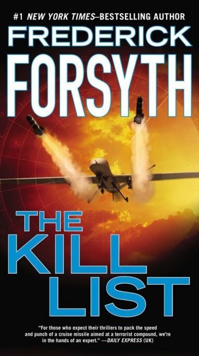Kill list de Frederick Kill list de Frederick Forsyth chez Albin MichelForsyth chez Albin Michel
