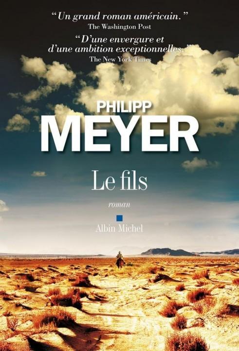 Le fils de Philip Meyer chez Albin Michel