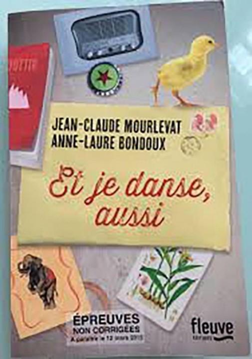 Et je danse, ausside Jean-Claude Mourlevat et Anne-Laure Bondoux chez Fleuve éditions